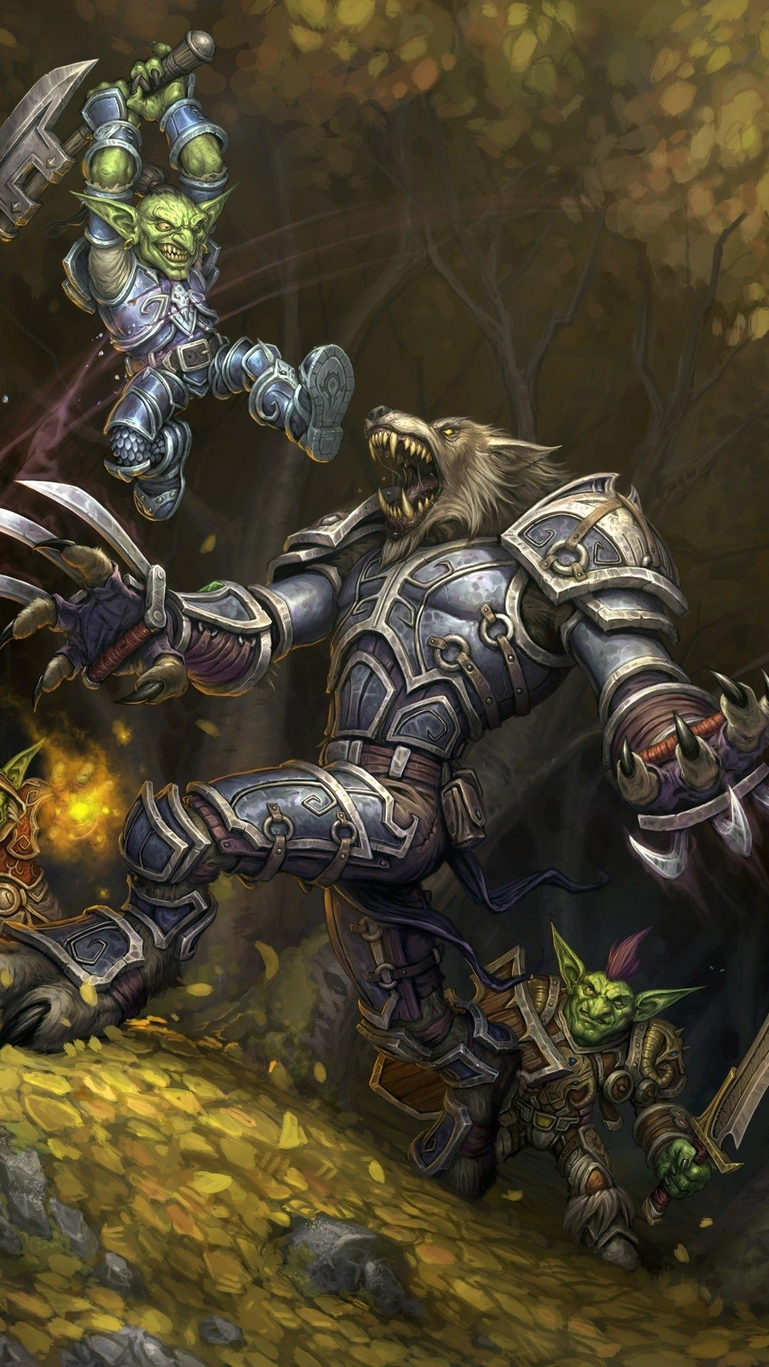 WOW wallpaper for iphone 6 World of warcraft wallpaper