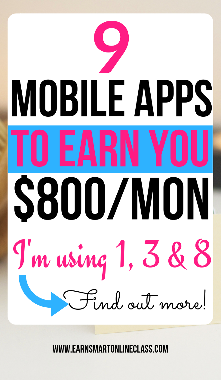 26 Apps that Pay Real Money - Earn Smart Online Cl