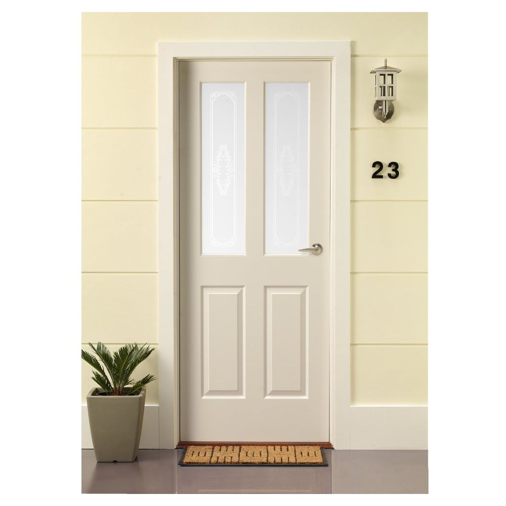 Corinthian atherton internal door xxmm frosted masters
