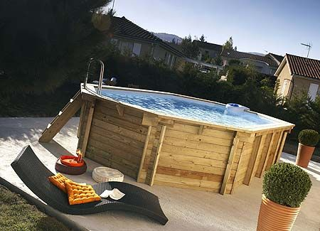 Above Ground Swimming Pool Ideas Purchase Care Safety Above Ground Swimming Pools Pool Swimming Pools