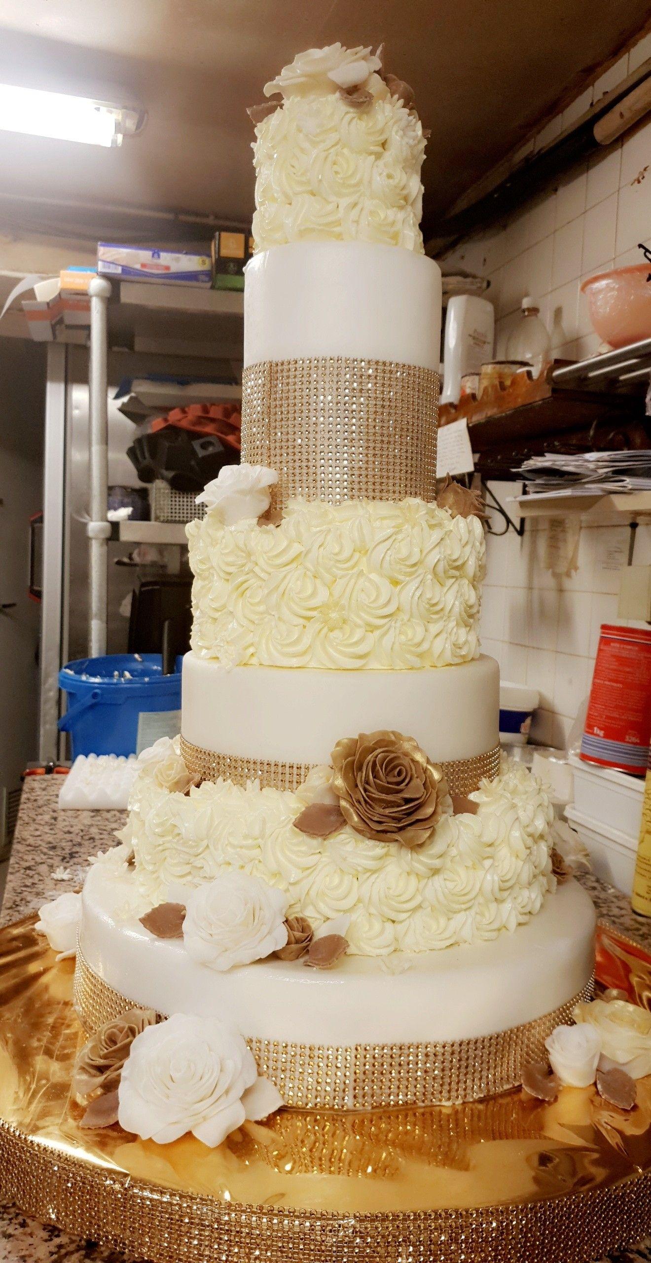 Wedding Cake 90Personnes