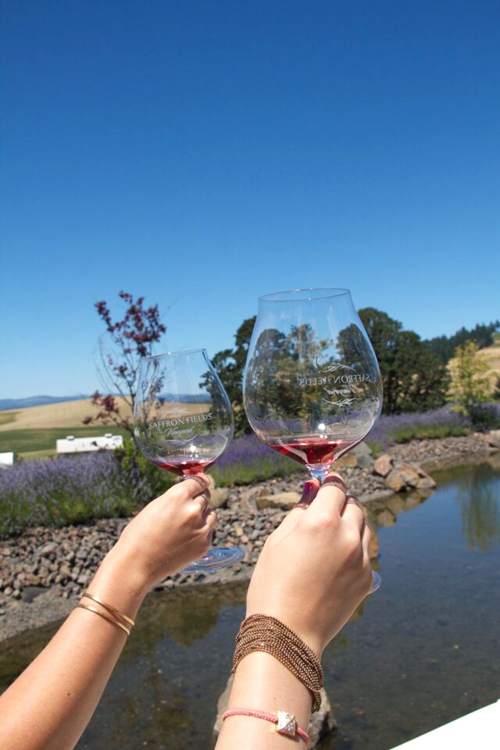 A Day Trip To Oregon Wine Country -
