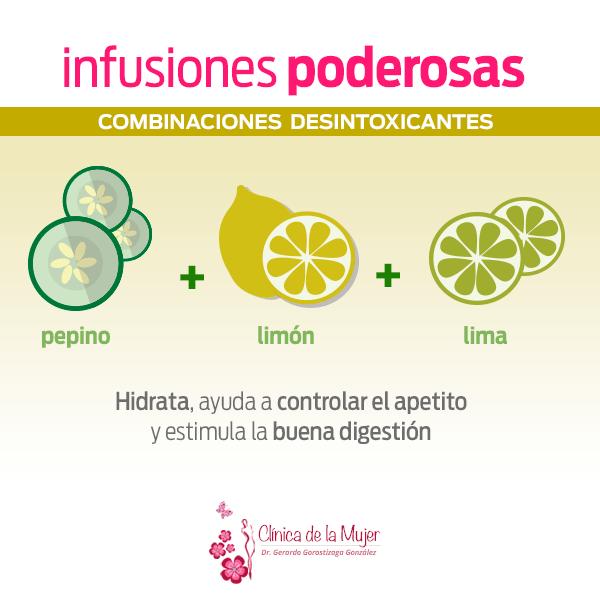 #infusiones #té #detox #mujer