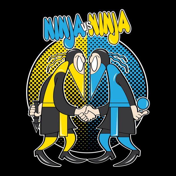 Ninja VS Ninja - NeatoShop