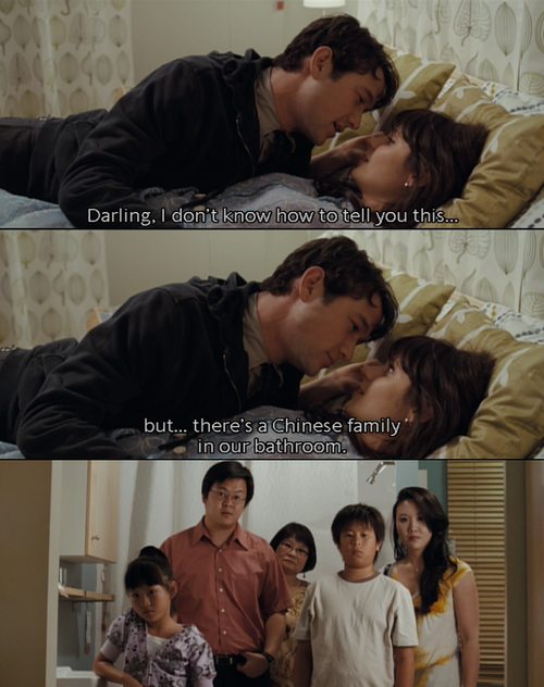 500 Days Of Summer Quotes 500 Days Of Summer.one Of The Funniest Parts Of The Movie.i Was .
