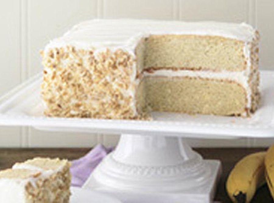 Bananasour cream cake recipe in 2020 banana sour