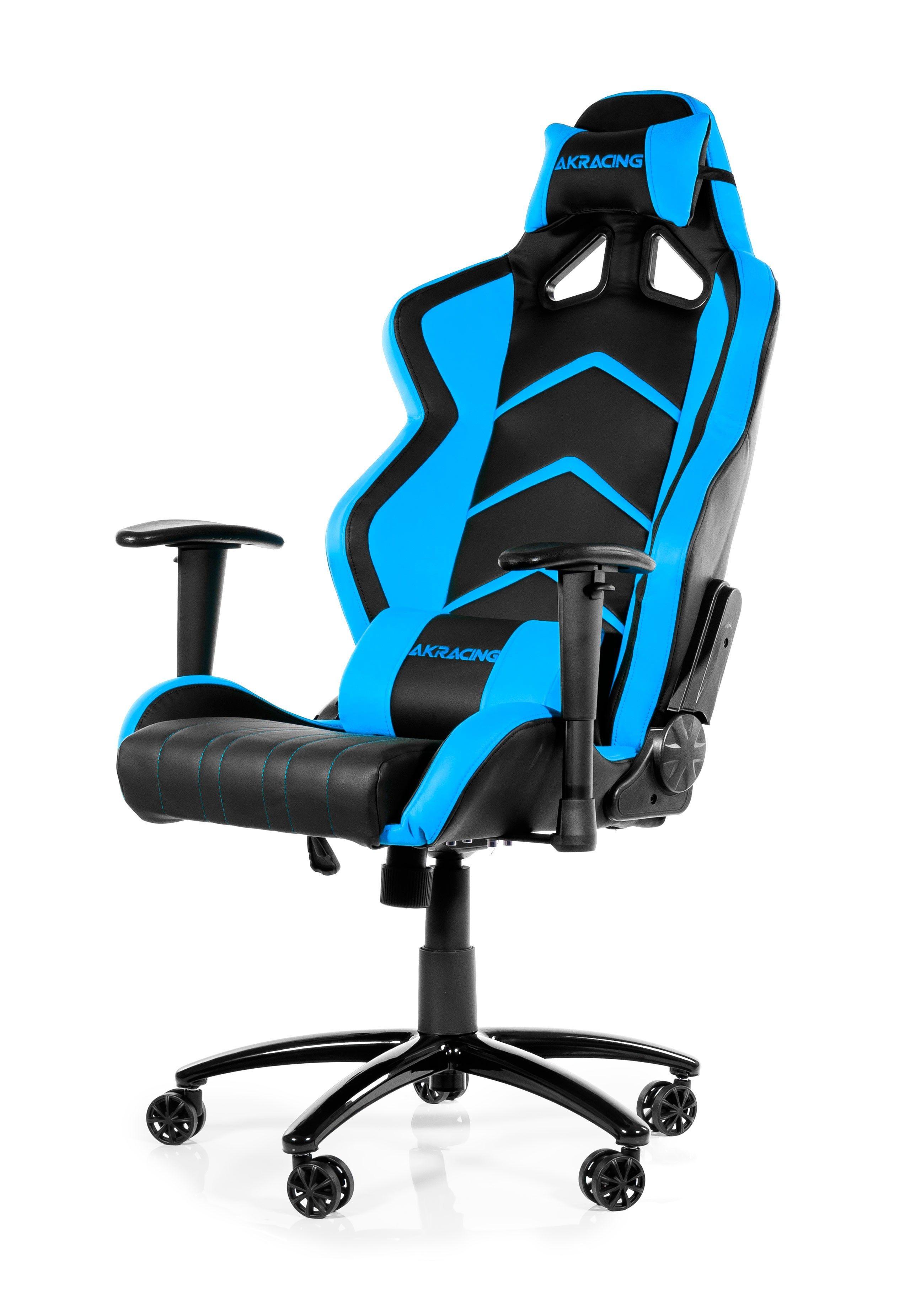 Sedia Gaming Akracing.Akracing Player Gaming Chair Blue In 2019 Gaming Desk