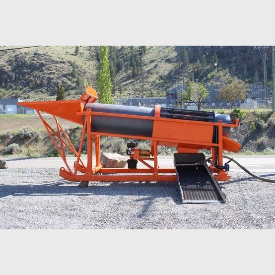 Savona Equipment Gold Trommel Supplier Worldwide