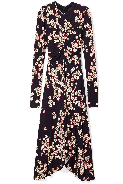 fall dresses youull want to wear all season long kenzo dark
