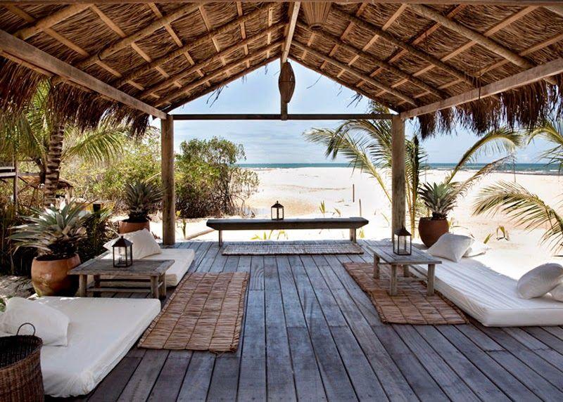 De Turismo Sostenible En El Paraíso El Uxua Casa Hotel Spa Casa Hotel Casas De Playa Casa De Playa