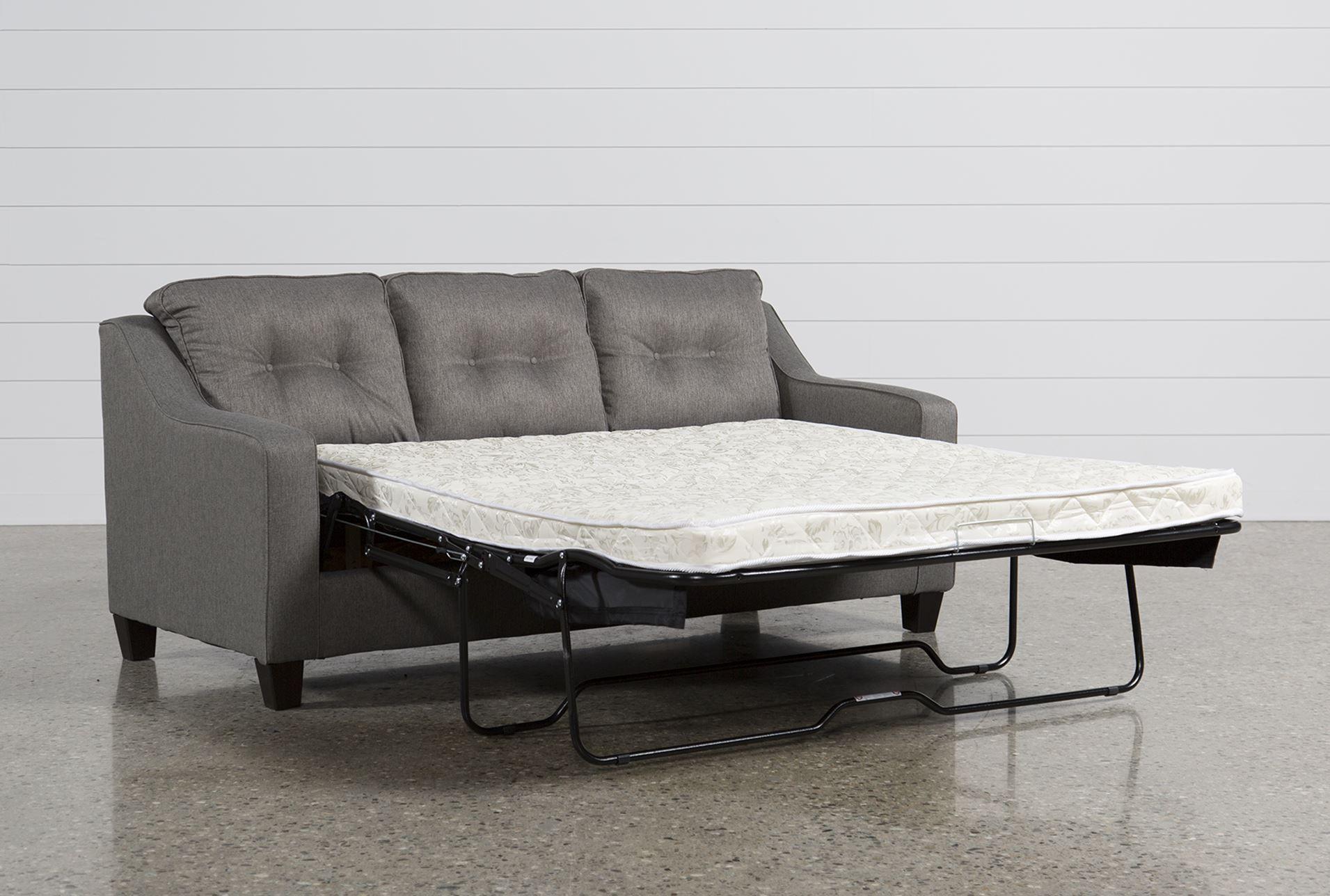 Sofa Sleeper Bed Black