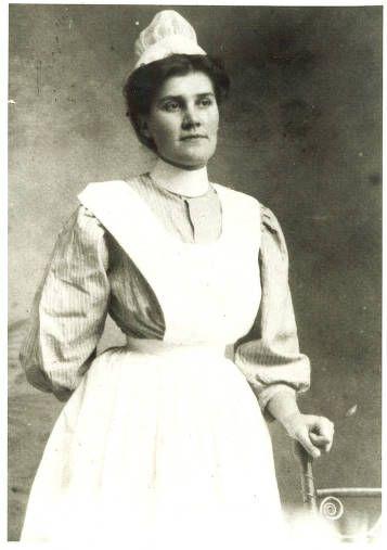 Nurse, Rochester City Hospital School of Nursing, 1911  New York