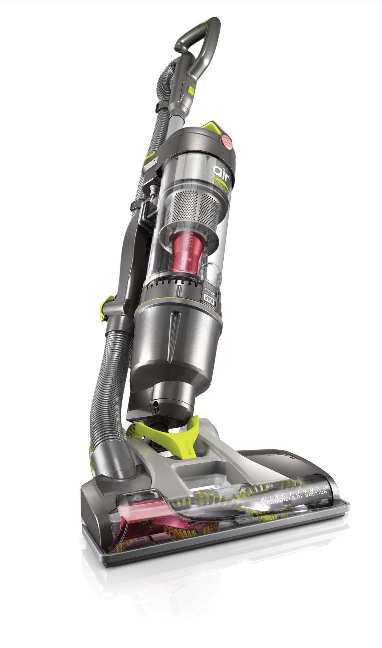 Amazon.com - Hoover UH72400 WindTunnel Air Steerable Bagless Upright Vacuum…  Vacuum Repair,