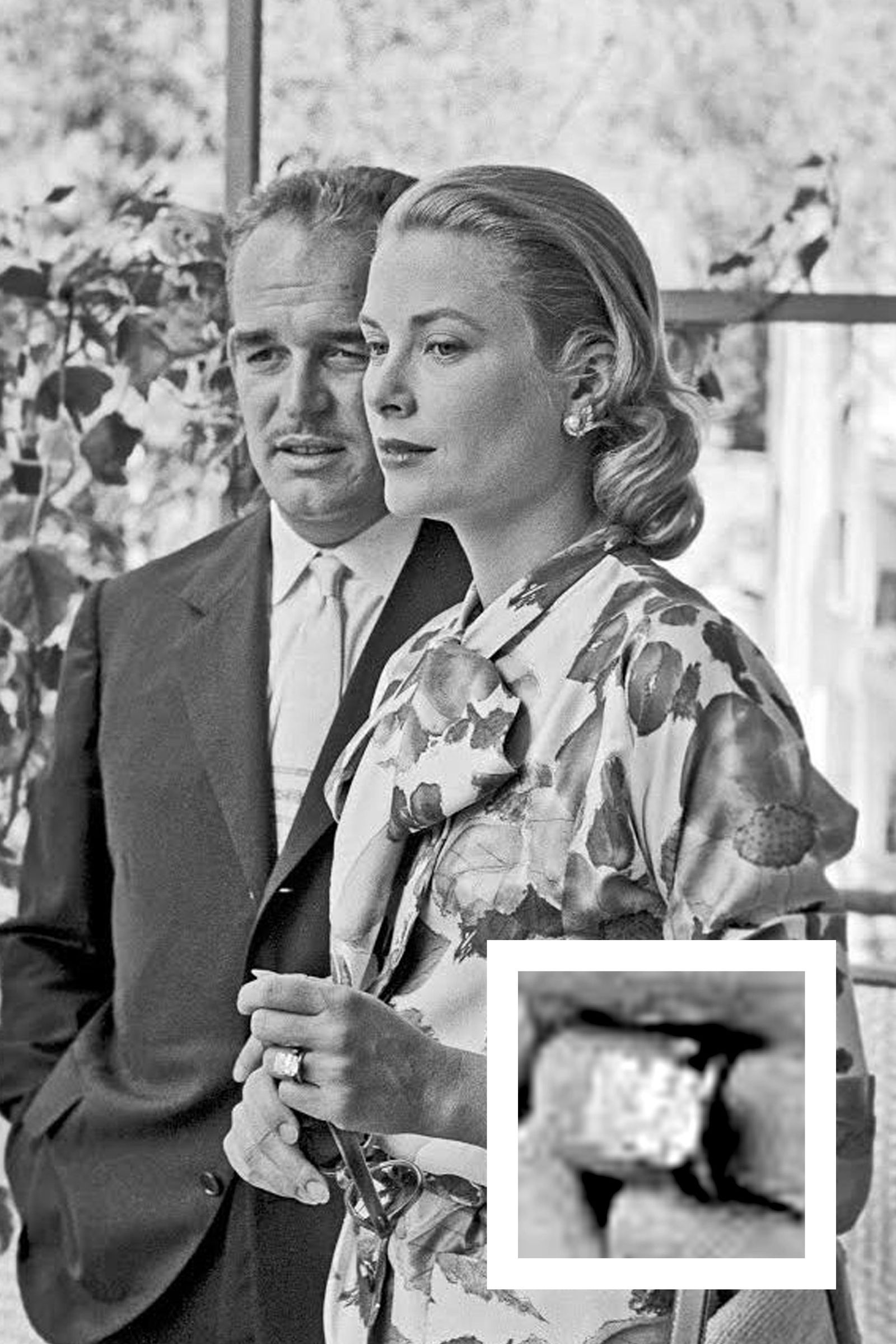 The Most Iconic Old Hollywood Engagement Rings Grace Kelly Princess Grace Kelly Celebrity Wedding Rings