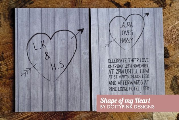 Win Your Wedding Stationery With Dottypink Designs | Bridal Musings