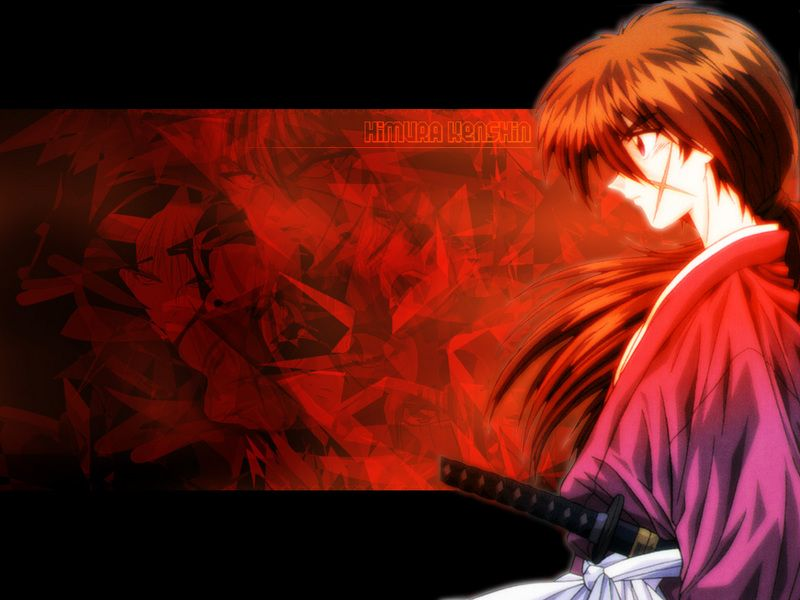 Rurouni Kenshin wallpaper | Rurouni Kenshin | Pinterest ...