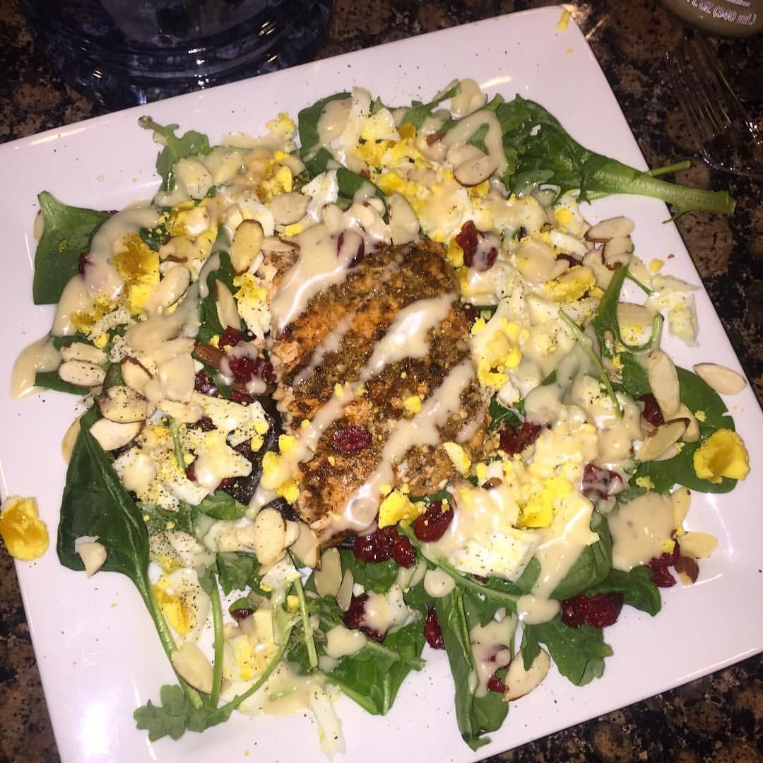 Jerk salmon salad snapchat jaice for the recipe food pinterest jerk salmon salad snapchat jaice for the recipe forumfinder Gallery