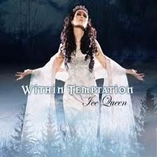 """Love this pic of Sharon on her band's album """"Ice Queen"""""""