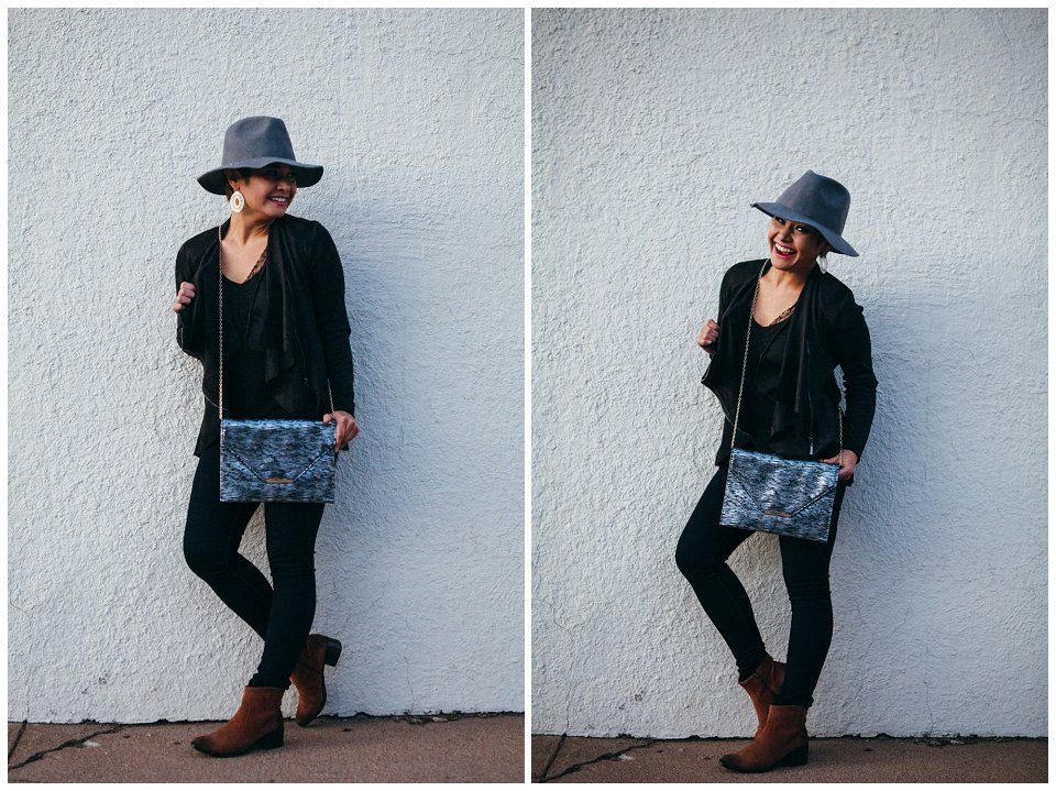 Editor Worn featuring Hailee Grace Boutique