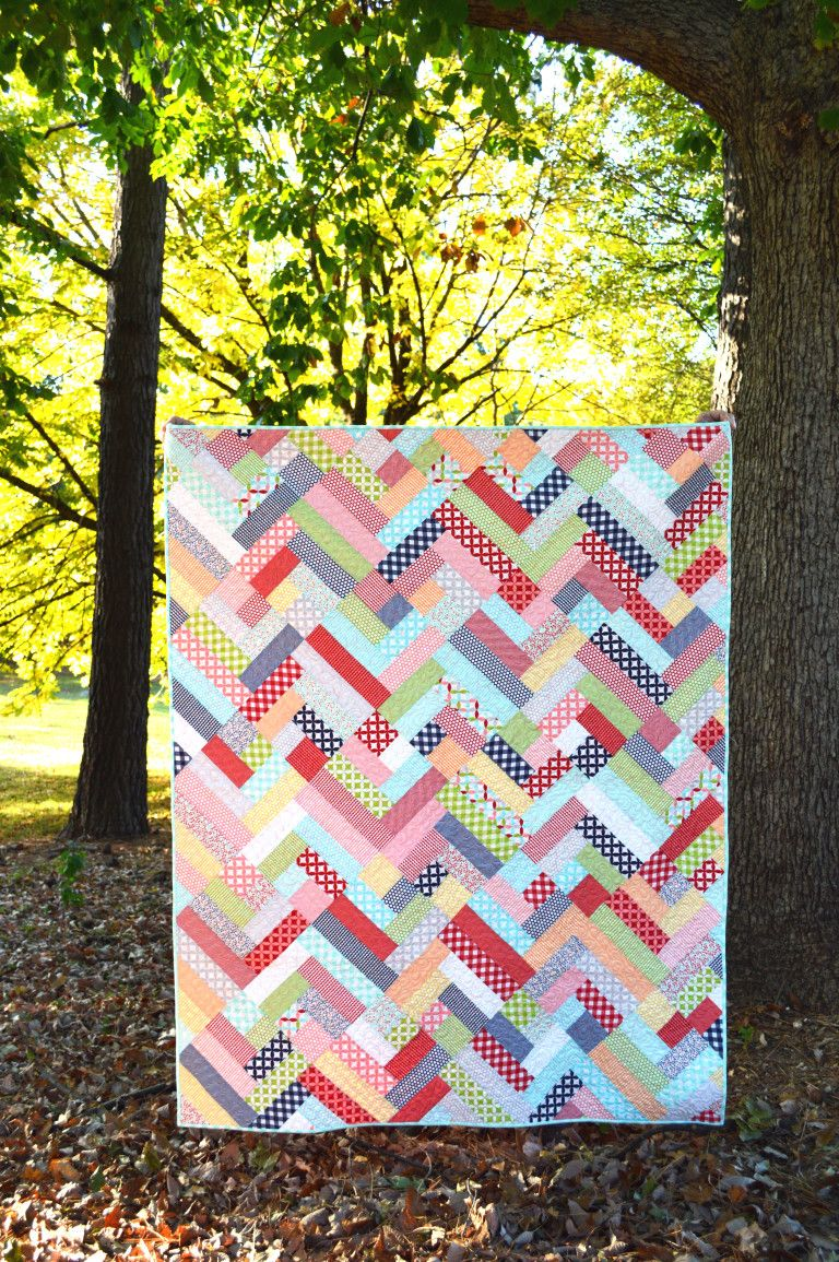 May Chappelle: Another Lazy Sunday | Quilts- Rail Fence, Log Cabin ... : lazy sunday quilt pattern - Adamdwight.com