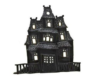 Cake Decorating Topper - Halloween Haunted House by Unbranded*