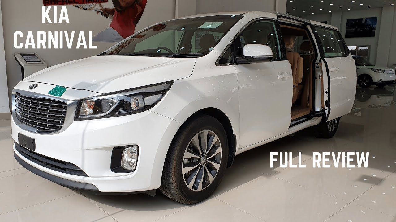 Kia Grand Carnival 2020 Picture for Kia Grand Carnival