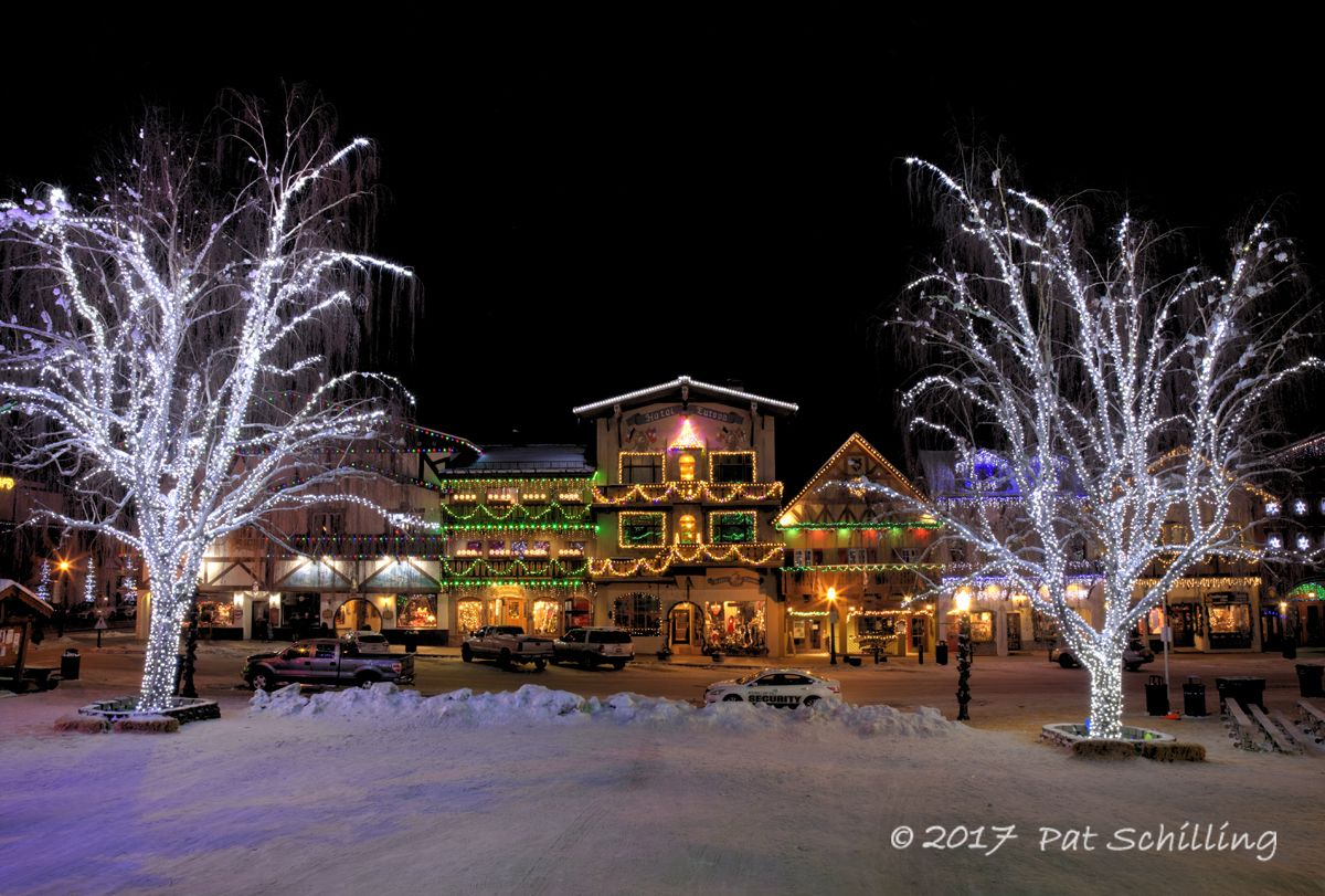 christmas light display in leavenworth wa 2017 pat schilling