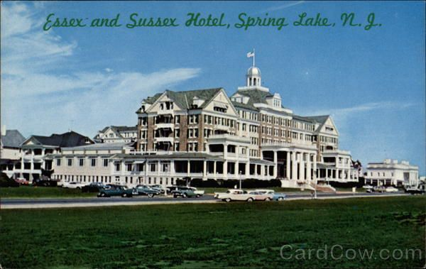Es And Sus Hotel Spring Lake New Jersey