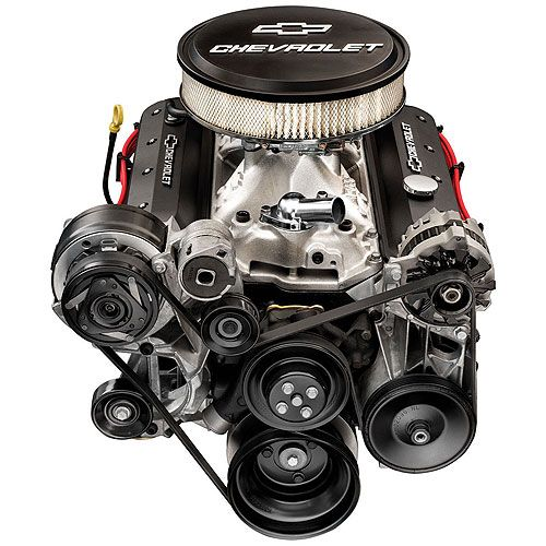 Chevrolet Performance Zz6 Crate Engine 19351533 Crate Engines