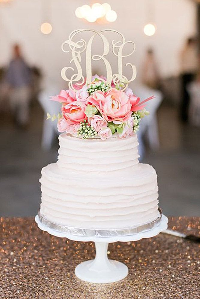 36 The Most Popular Elegant Wedding Cakes I Do