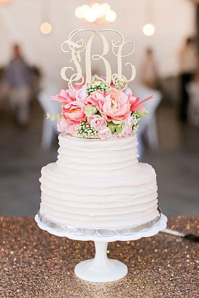 36 The Most Popular Elegant Wedding Cakes | I Do ...