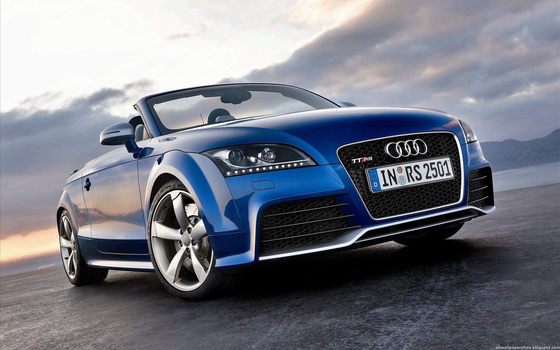 High Resolution Best Blue Audi Car Wallpaper Hd 3 Full Size