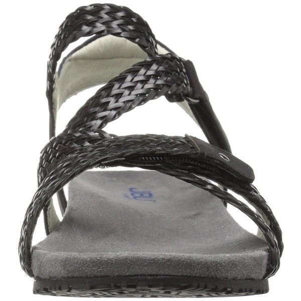 743bca1d900 Jbu By Jambu Women s Loreta Gladiator Sandal- Black- 6.5 M US ...