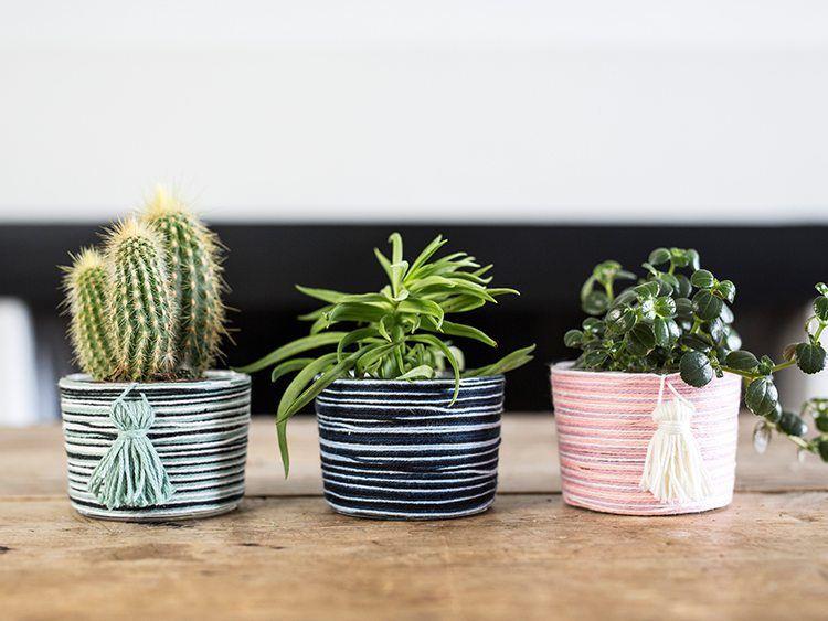 DIY – Annas garnforvandling