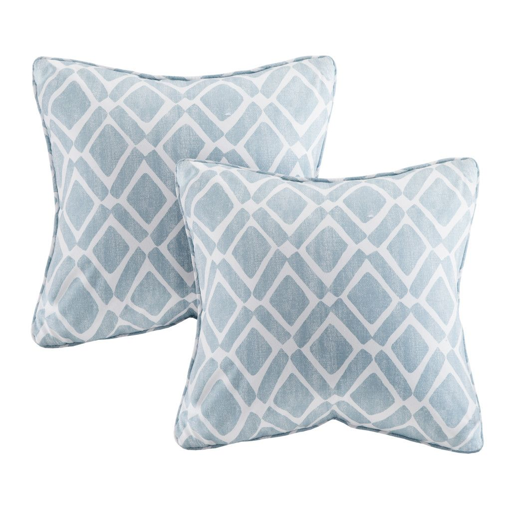 a set of gorgeous light blue throw pillows from joss  main  - a set of gorgeous light blue throw pillows from joss  main various colorsavaible