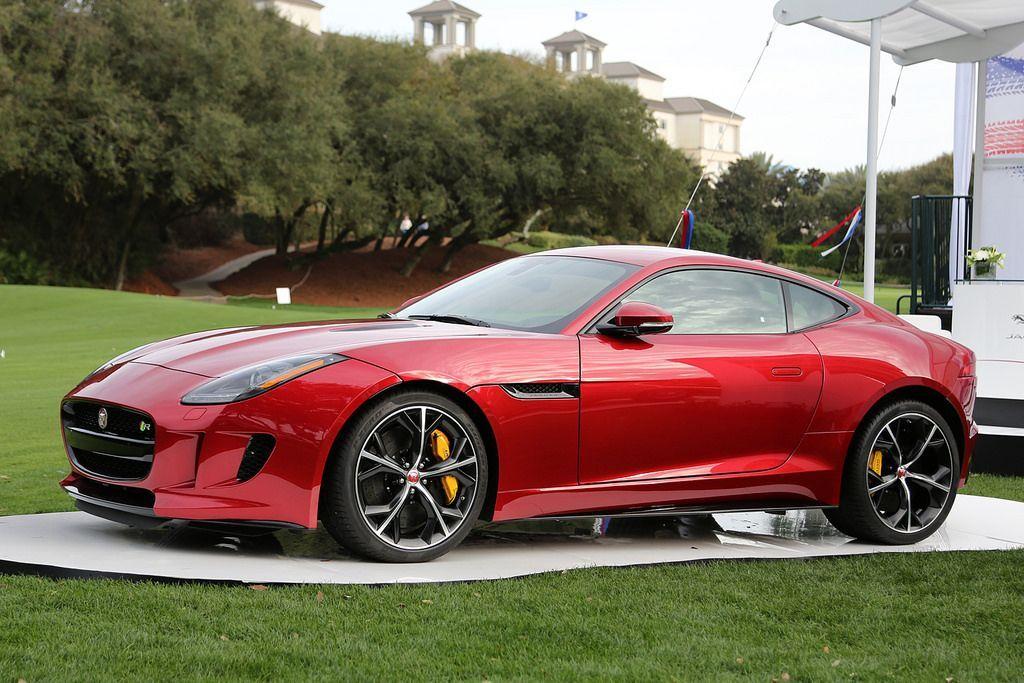 Jaguar Ftype Coupe R 2015 1 Jaguar f type, Jaguar car