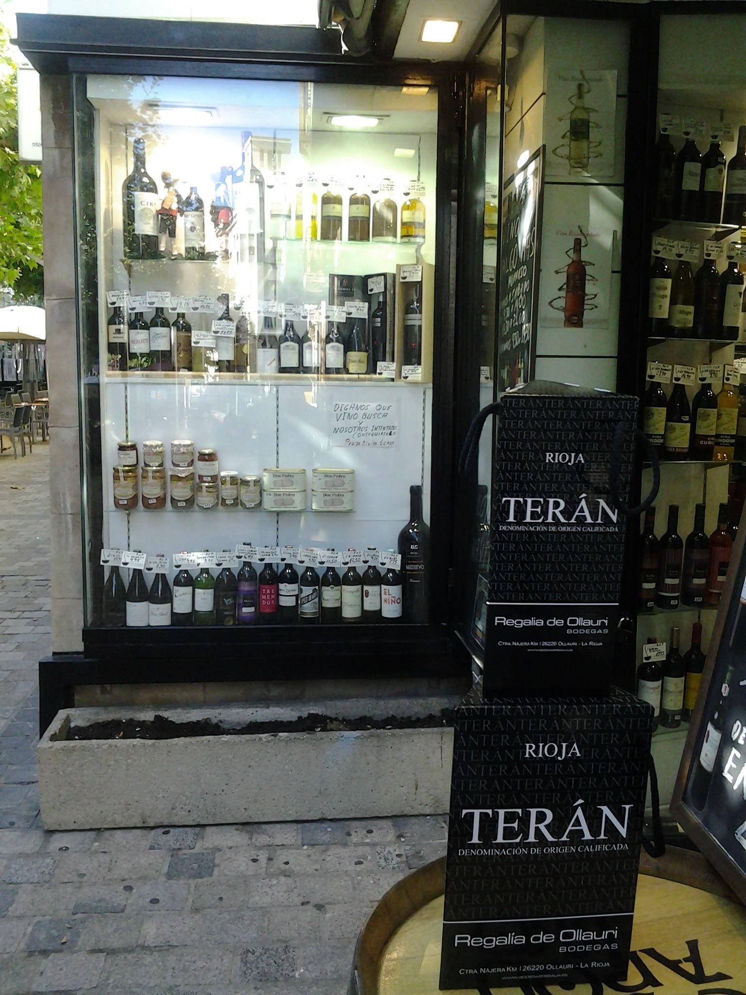 Pin De Bodegas Marqués De Terán En Marqués De Terán En Tu Mesa Vinoteca Restaurantes No Recomendable