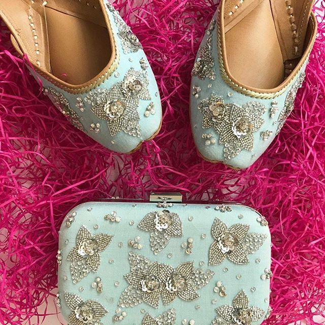"House Of Vian on Instagram ""Revealing!!! 'Candice Aqua' of Festivecollection ♥️ Handcrafted embellishments, the vibrancy of the color aqua and it's beauty is sure to…"" is part of Pakistani shoes - 287 Likes, 29 Comments  House Of Vian (@houseofvian) on Instagram ""Revealing!!! 'Candice Aqua' of Festivecollection ♥️ Handcrafted embellishments, the vibrancy of…"""