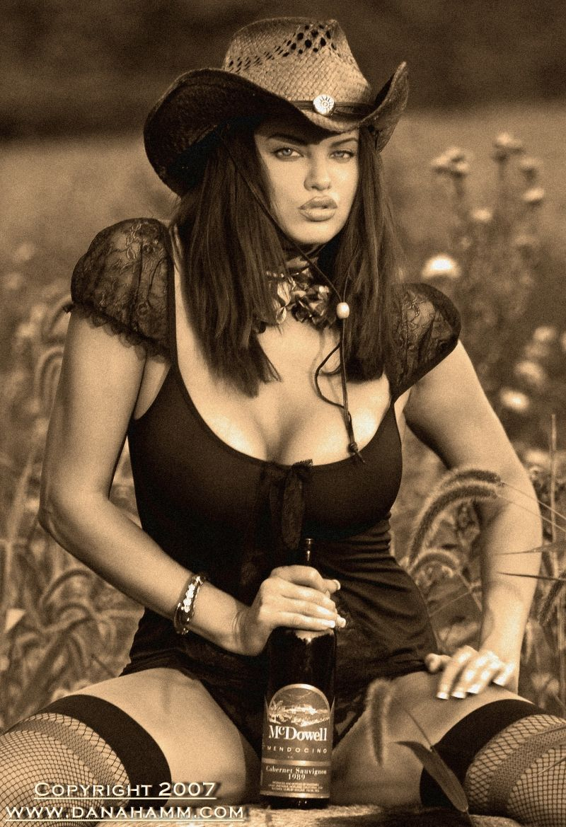 Glamour belts cowgirl