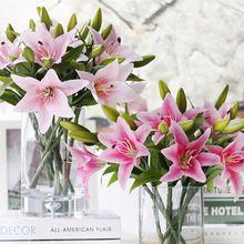 23 Flores artificiales por mayor