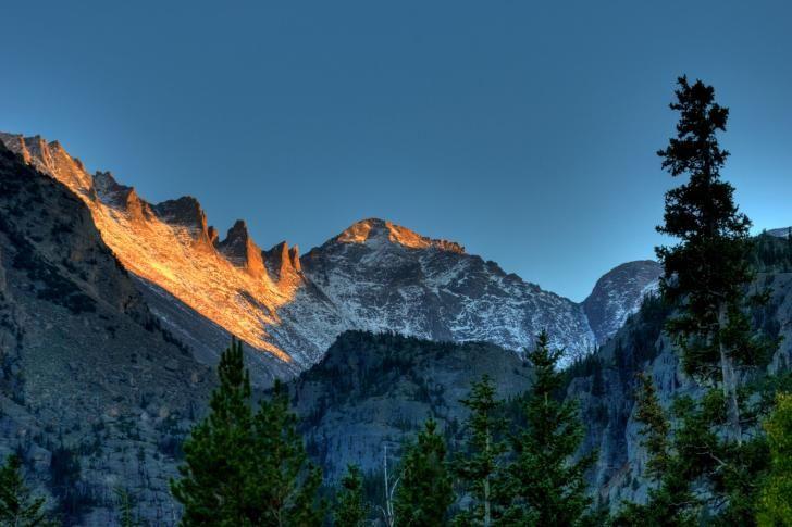 Rocky Mountain National Park-Colorado