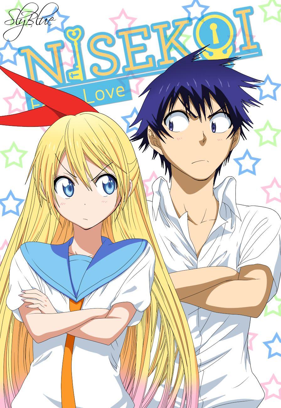 Onodera Kosaki Korigengi Anime Wallpaper Hd Source Nisekoi Anime Character Names Cute Anime Character