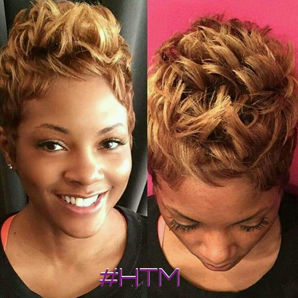 Loving this cut and color hairstyles pinterest short hair