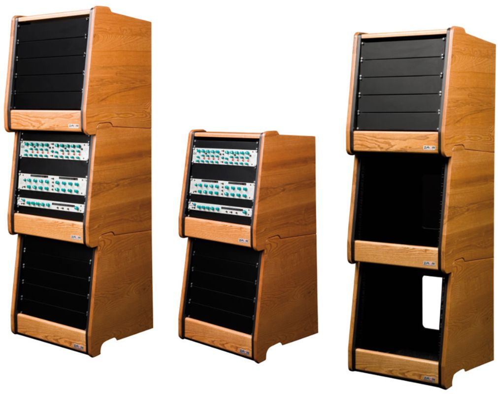 ZAOR Rack Roll – Modular system that can be used both horizontally and vertically.
