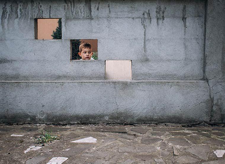 Hadju Tamas, il photographie la vie quotidienne en roumanie