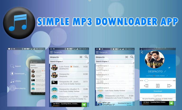 simplemp3 downloader free