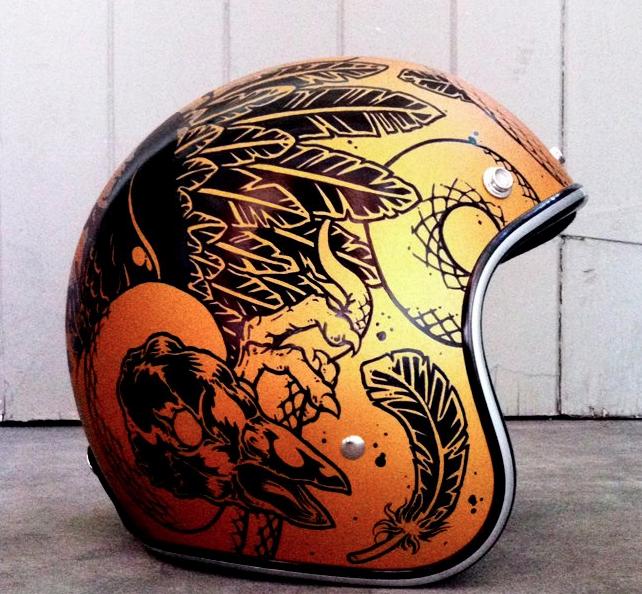 #Helmet #Motorcycle #BrainBucket