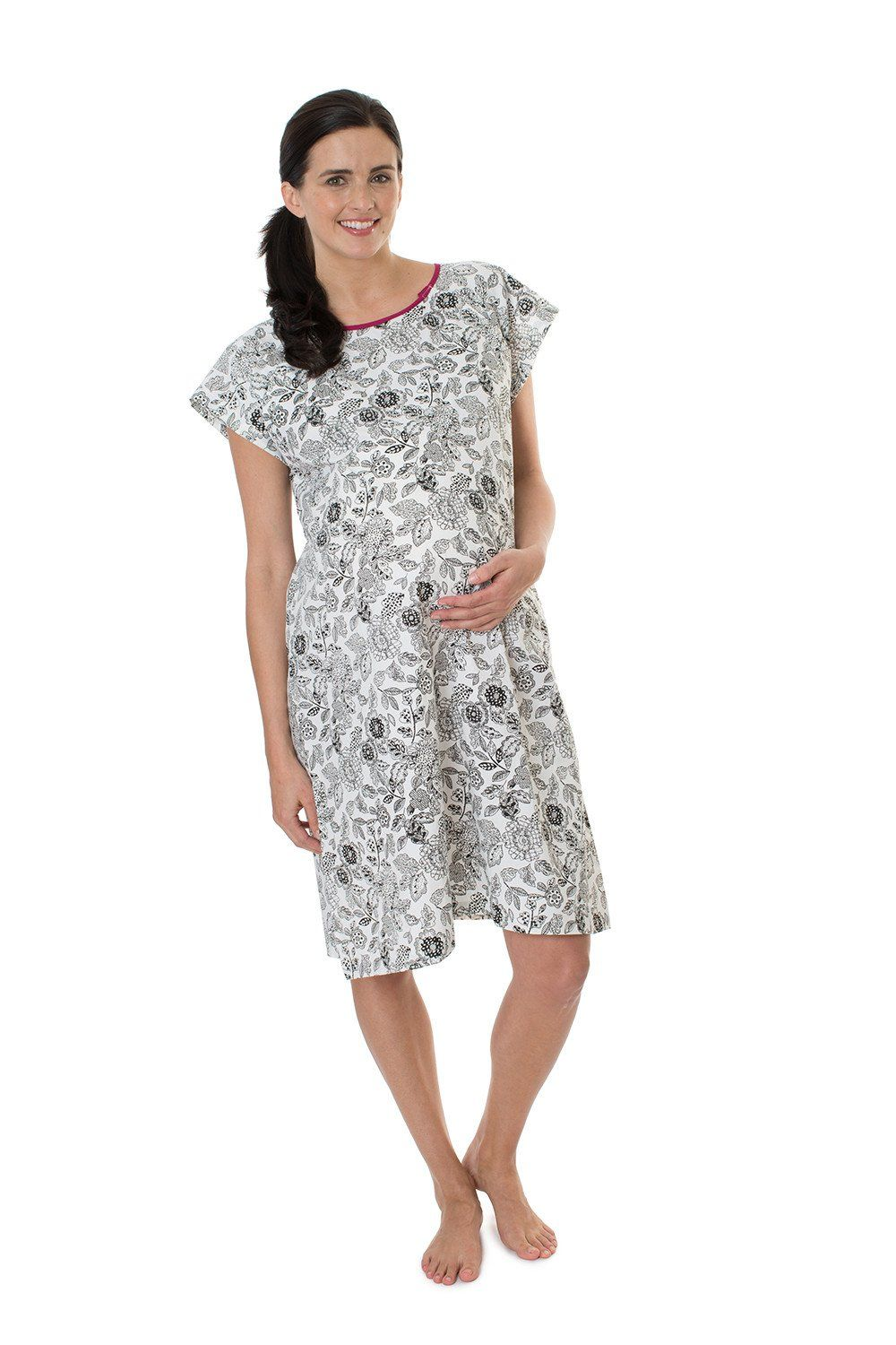 Ella Gownie Maternity Delivery Labor Hospital Birthing Gown   Rigby ...