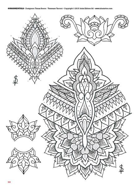 tattoo flash book 5 mandalas ornamental 66 photos vk mandala pinterest tattoo. Black Bedroom Furniture Sets. Home Design Ideas