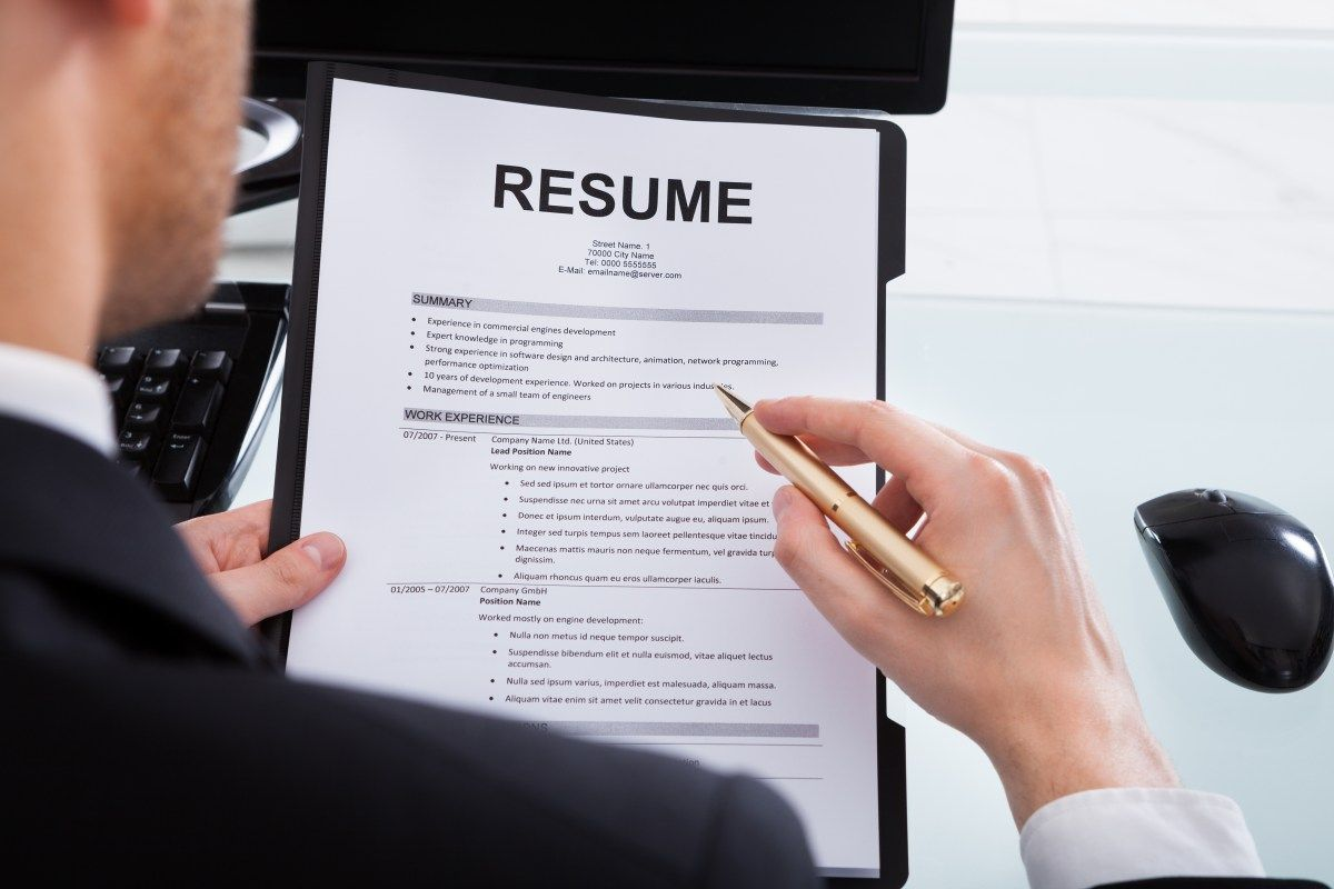 Want A Great Job Avoid These  Resume Buzzwords
